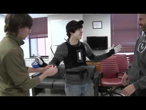 In School - VideoGame Programmer (UPEI)