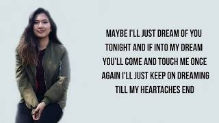 Till My Heartaches End (Ysabelle Cuevas cover) Lyrics