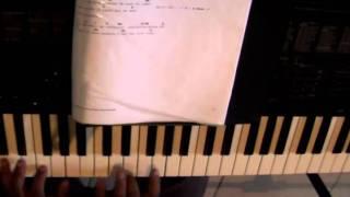 ariane por me amar ( aula teclado)