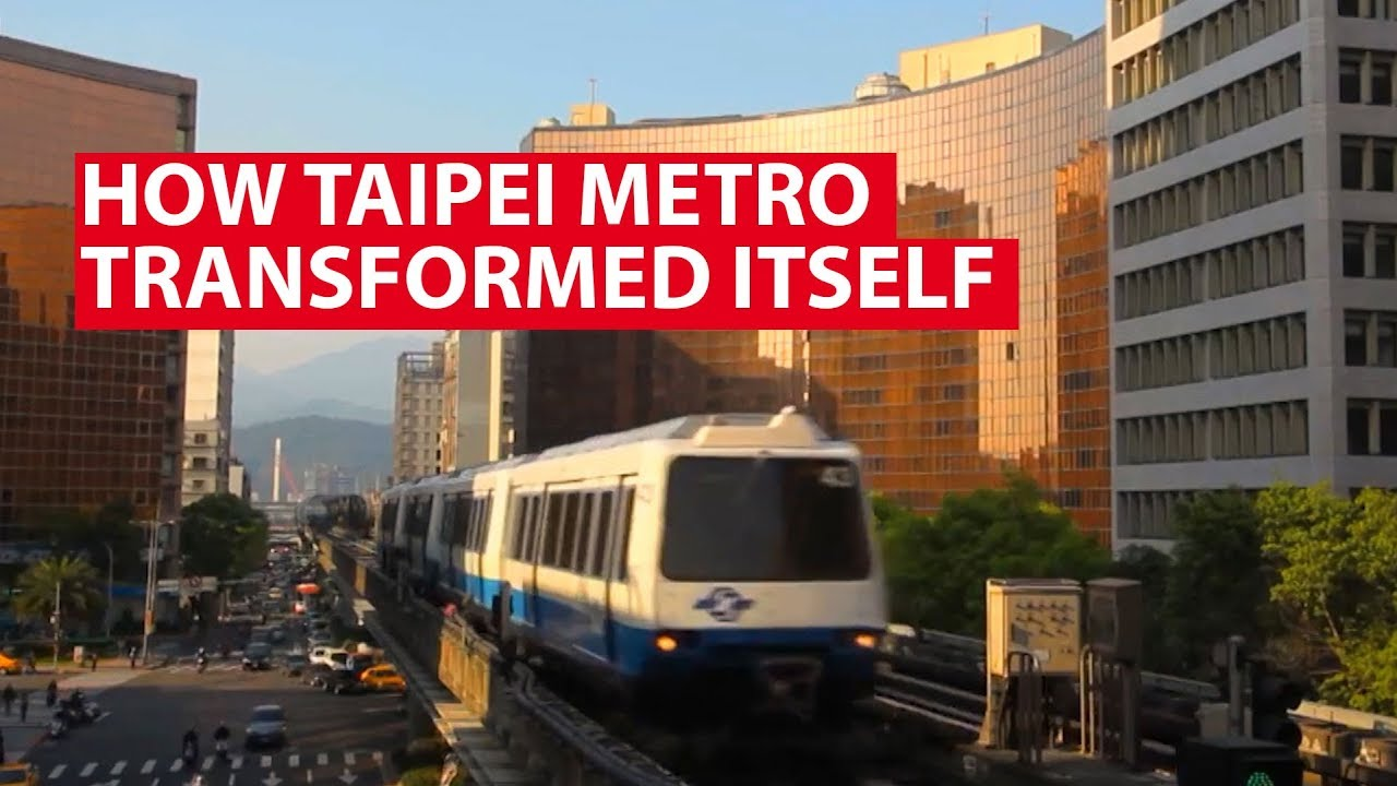 How Taipei Metro Transformed Itself | Talking Point | CNA Insider