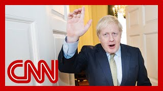 Boris Johnson's Conservative Party wins UK election