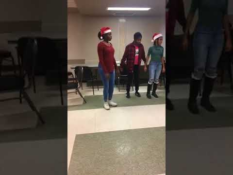 Visionofhope Resource Centre 3rd Christmas Party Night in 2017