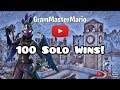 What 100 SOLO Wins Look Like