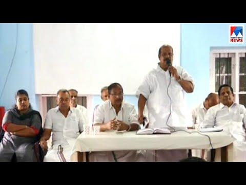 കോൺഗ്രസിനെ വെട്ടിലാക്കി പിസിയുടെ സ്ഥാനാർത്ഥി പ്രഖ്യാപനം| Loksabha election  | Pathanamthitta | P C G