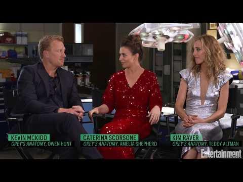 Caterina Scorsone, Kevin McKidd, Kim Raver, and more grace EW's covers!