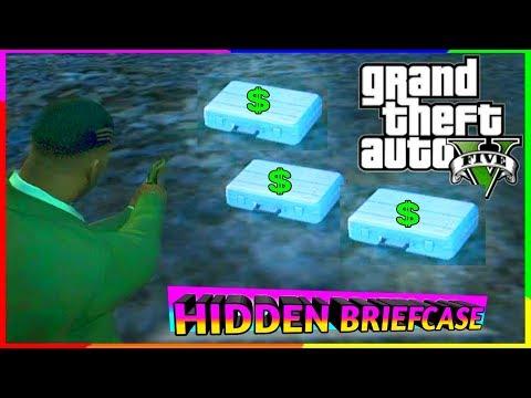 Gta 5 Secret Money Briefcase Location ( Tons Of Money In Few Minutes )