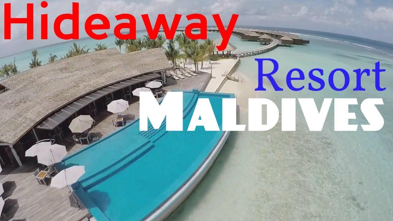 Hideaway Beach Resort Spa Maldives Best Choice