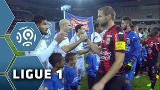 OGC Nice - Olympique Lyonnais (1-3)  - Résumé - (OGCN - OL) / 2014-15