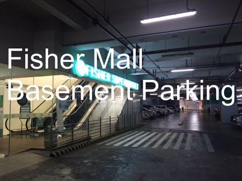 Fisher Mall Basement Parking Quezon Avenue Quezon City by  HourPhilippines com