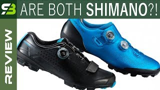 Bad vs Great. Why I Can't Use Shimano XC7 Shoes, But LOVE...