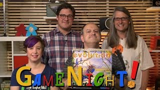 Evolution - GameNight! Se3 Ep5