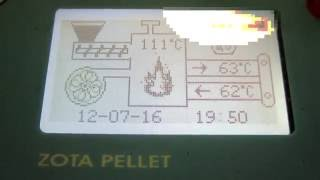 видео Пеллетный котел ZOTA «Pellet»-15А