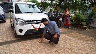 Why I bought New wagon r car 2019 ? | Prathmesh Horambe