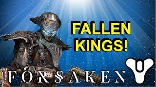 What happened to the House of Kings? Destiny 2 Forsaken Lore | Myelin Games