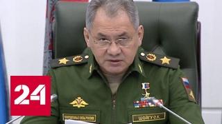 """Шойгу: основой флота станут фрегаты подобные """"Адмиралу Горшкову"""""""