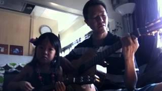 Duet - Tonghua ukulele guitar