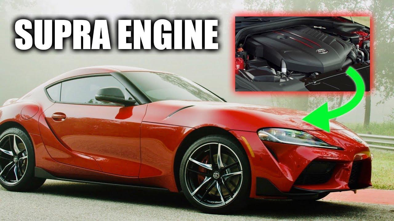 Decoding the New Toyota Supra's BMW Engine
