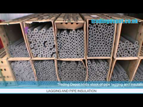Trading Depot: Climaflex Lagging & Copper Pipe Insulation - YT