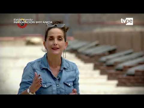 Sucedió En El Perú (TVPerú) - Inmigración Británica - 03/06/2019