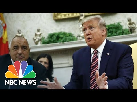 President Donald Trump Defends Navy SEAL Move: 'I Will Stick Up For The Warriors' | NBC News