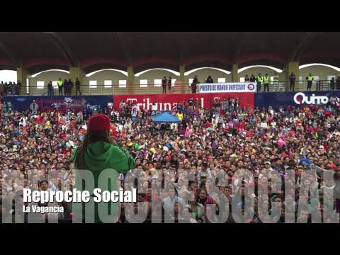 La Vagancia - Reproche Social