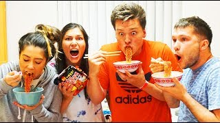 Gambar cover SPICY RAMEN CHALLENGE!! (EXTREMELY HOT)