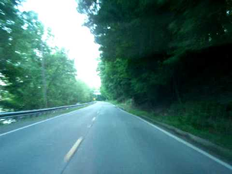 Ride along the Wabash River on Highway 33