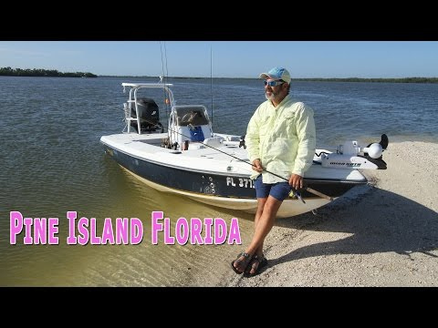 Fish Pine Island Sound With Capt. Charles Epranian