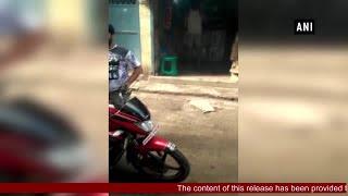 On cam: Cop accepts bribe in Gaya