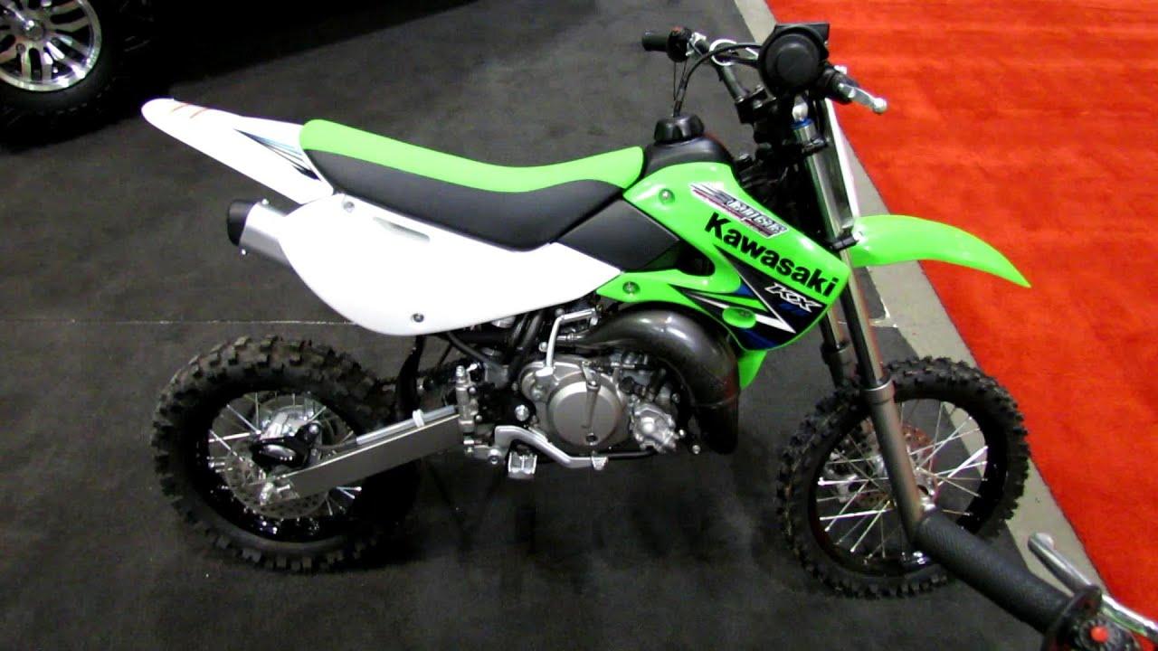 2014 Kawasaki Kx 65 Walkaround