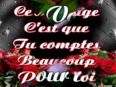 Poésie Damour Trés Touchant