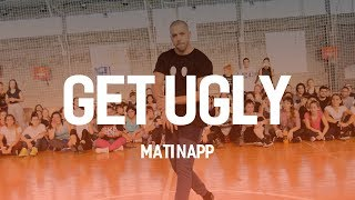 Get Ugly - Jason Derulo l Choreography by Mati Napp