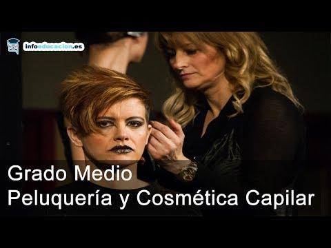Grado Medio De Peluquería Y Cosmética Capilar En Barcelona