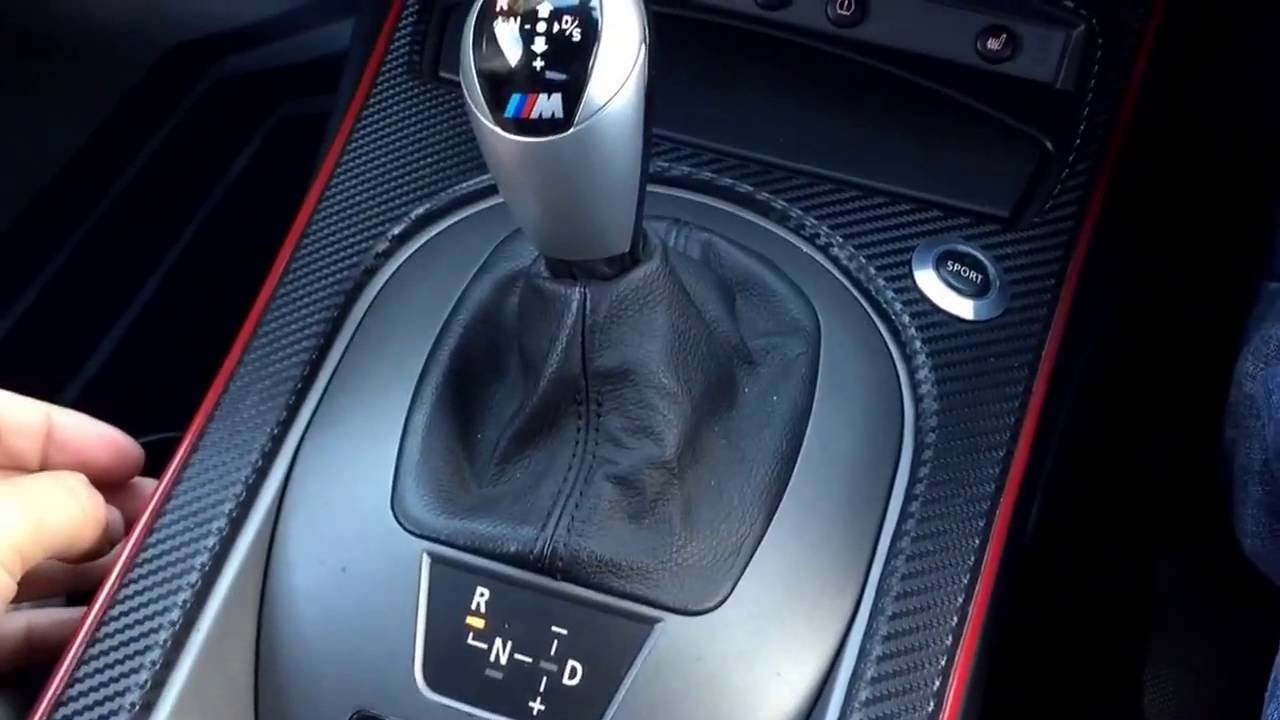 Bmw M6 Smg Illuminated Gear Knob Fitted In An E85 Z4 Youtube