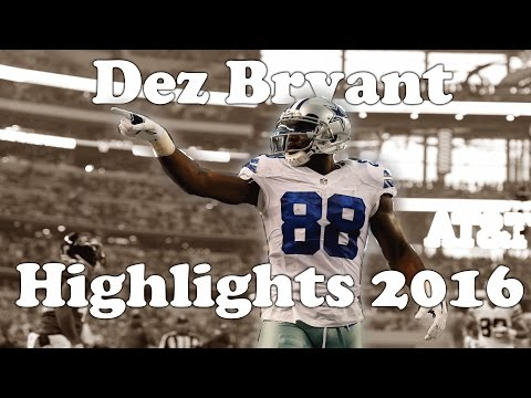 "Dez Bryant Highlights 2016-17 || ""You Should Know"" 