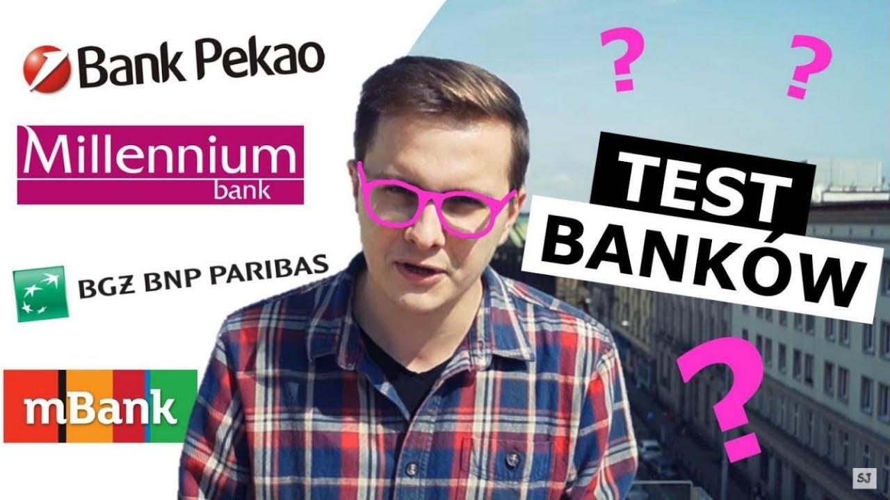 KTÓRY BANK LEPSZY? - MBANK, PEKAO, MILLENIUM, BGŻ BNP PARIBAS (#2)