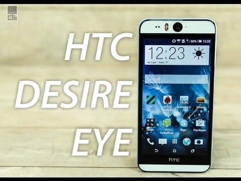 HTC Desire Eye - обзор смартфона - Keddr.com