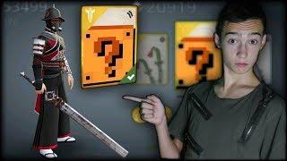 Shadow Fight 3 - Неизвестное Легендарное Оружие!