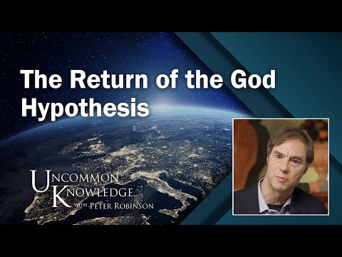 Stephen Meyer on Intelligent Design and The Return of the God Hypothesis