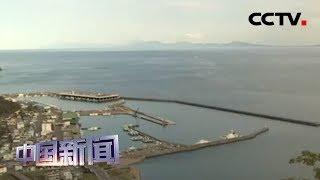 [中国新闻] 俄罗斯在南千岛群岛举行射击演习 日本已向俄方表示抗议 | CCTV中文国际