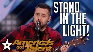 Transgender Singer WOWS Judges on America's Got Talent | Got Talent Global