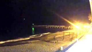 Авиакатастрофа Ту-154 Сочи Адлер вспышка с камеры наблюдения(Запись с камер видеонаблюдения в Адлер Сочи момента крушения ТУ-154 с Елизаветтой Глинкой, ансамблем Алексан..., 2016-12-25T16:29:31.000Z)