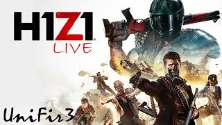 """H1Z1   PS4 Gameplay   """"Battle Royale""""   LIVE Stream   Duo"""
