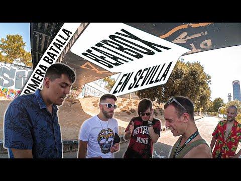 VLOG De La PRIMERA BATALLA De BEATBOX En SEVILLA | SEVEN TO SMOKE