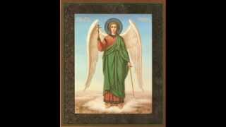 Акафист ангелу хранителю. Youtube.