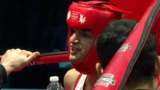 2019 Canada Winter Games Boxing February 20