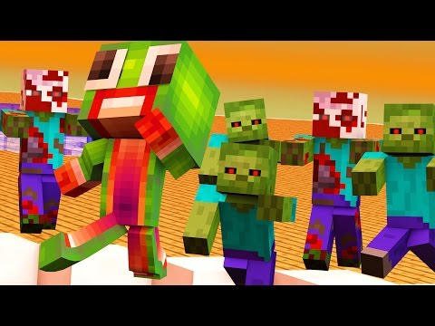 Minecraft Daycare - ZOMBIE APOCALYPSE !?