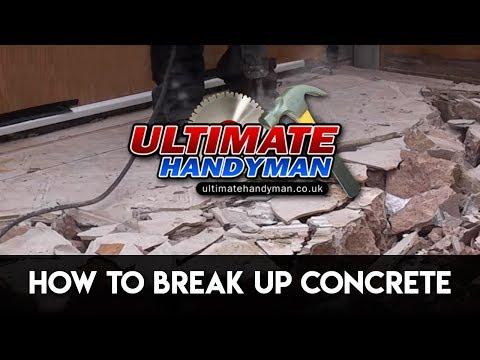 how-to-break-up-concrete
