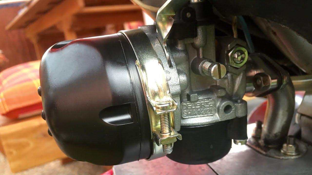 Dellorto Carburetor