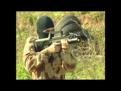Russian Automatic Grenade Launcher 5,56 A91